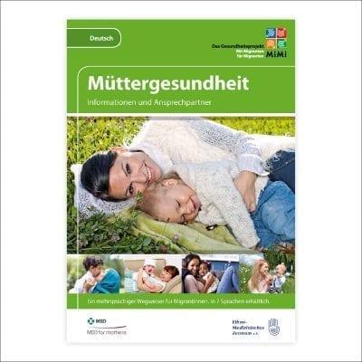 Wegweiser Müttergesundheit