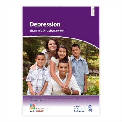 Wegweiser Depression Ausgabe Niedersachsen
