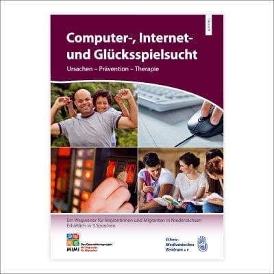 Wegweiser Computer-, Internet- und Glücksspielsucht Ausgabe Niedersachsen