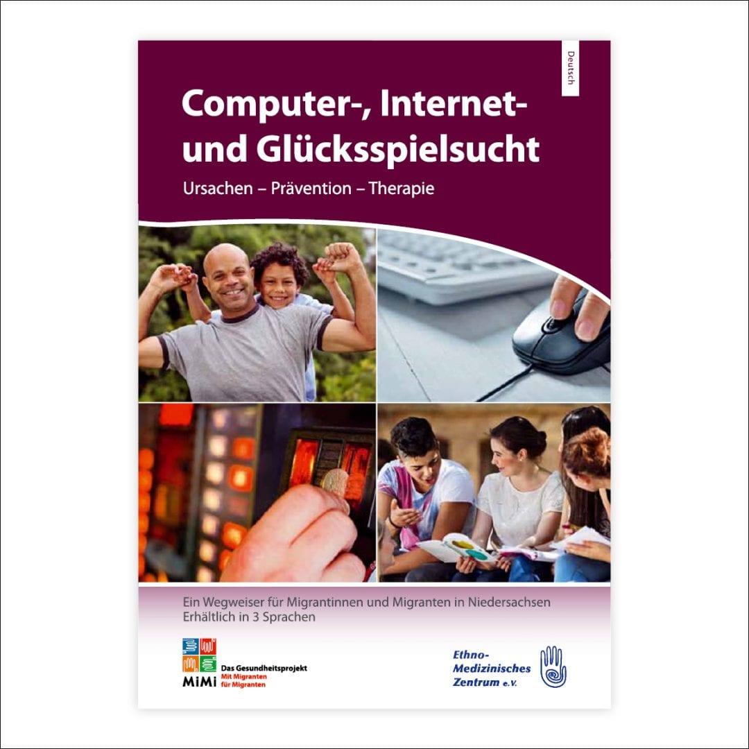 Leitfaden Mediensucht in deutscher Sprache