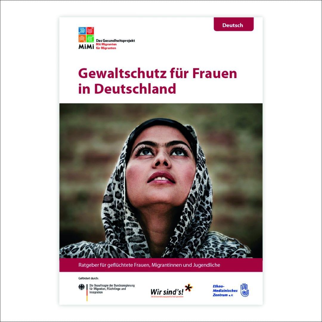 Leitfaden Gewaltprävention Deutsch