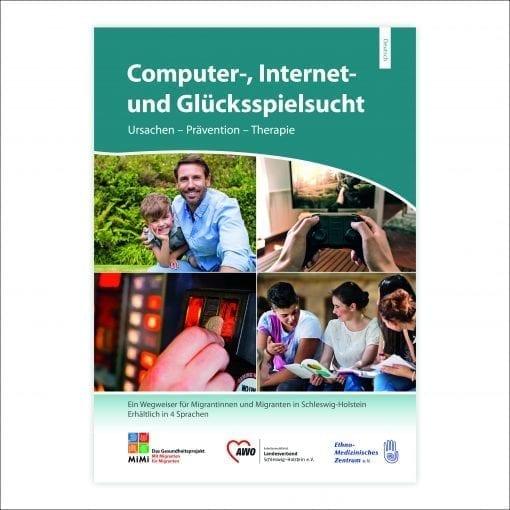 Wegweiser Suchthilfe Deutsch Version Schleswig-Holstein