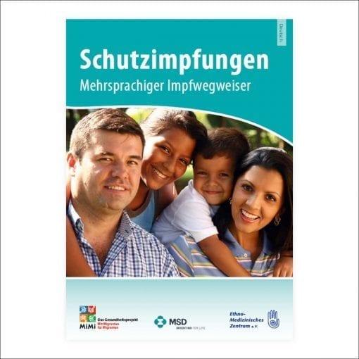 Impfwegweiser in deutscher Sprache