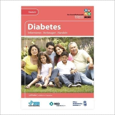 Leitfaden Diabetes in Deutsch
