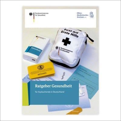 Ratgeber Gesundheit für Asylsuchende in Deutschland